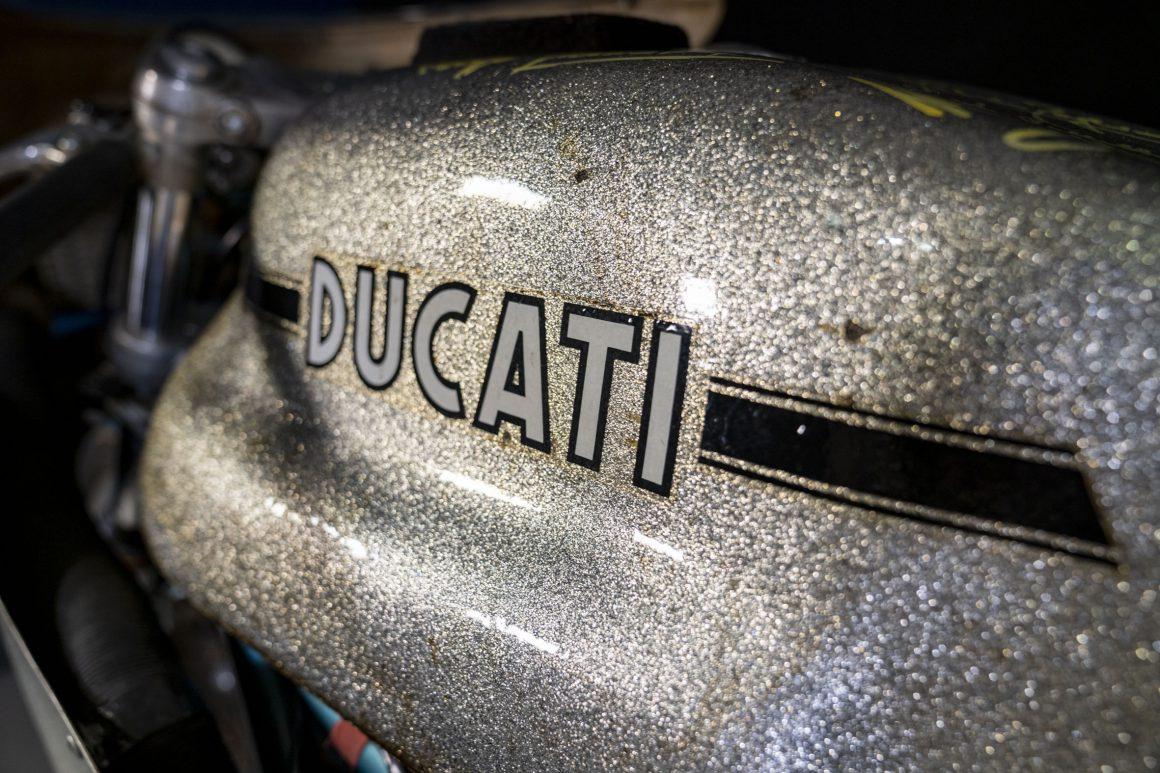 1972 DUCATI 500 GP