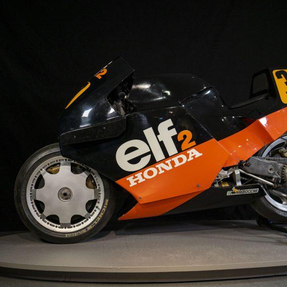 1984 HONDA ELF 2