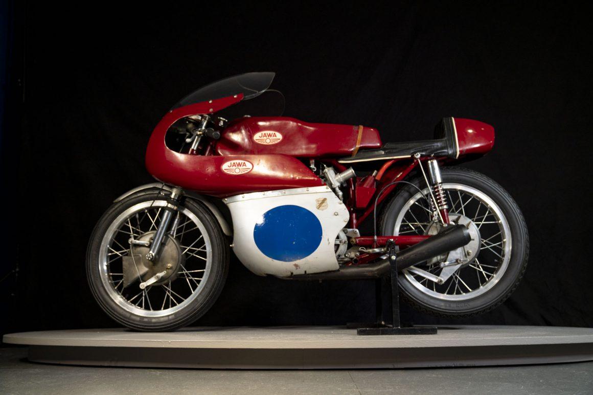 1961 JAWA 350 R DOHC