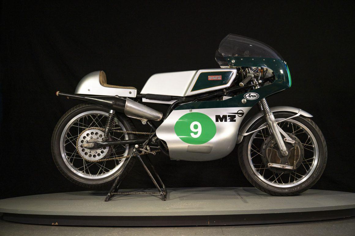 1966 MZ RE 250