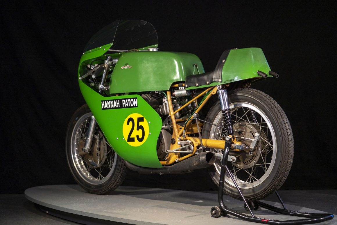 1967 PATON 500