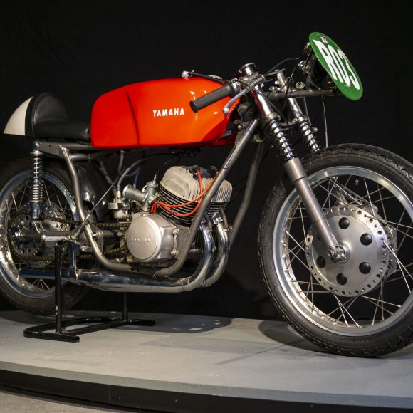 1962 YAMAHA TD1