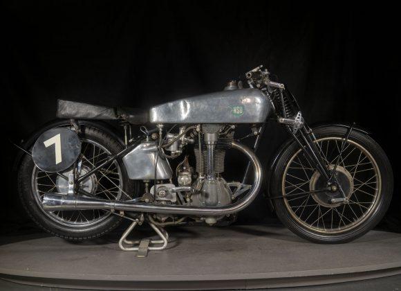 1932-1935 NSU 601 SS Bullus