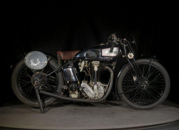 1932-1933 Norton International 600 Typ30