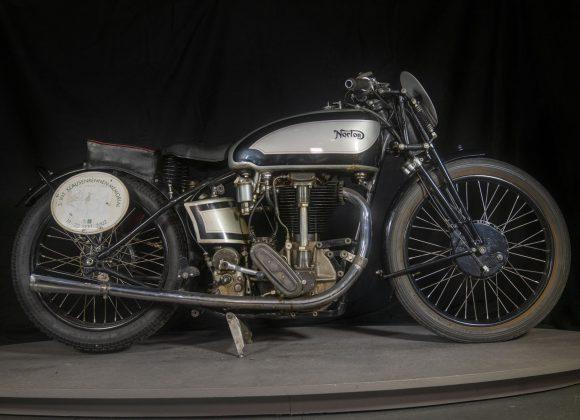 1934 Norton Werksrennmaschine