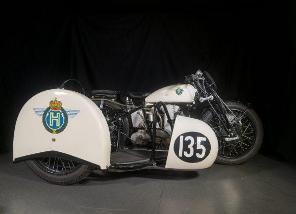 1935 Horex 1000 Gespann