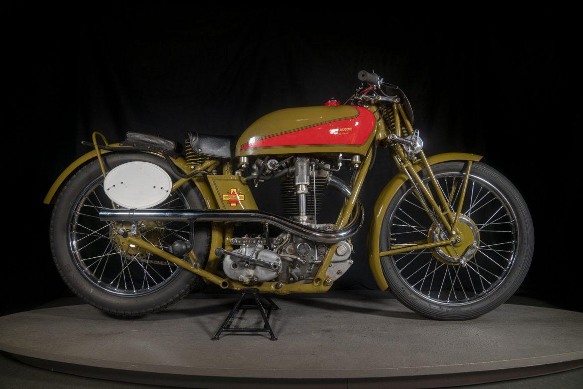 1937-1938 Motosacoche F 50