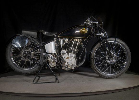 1937-1938 Saroléa Monotube-Course 38