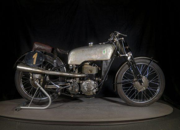 1939 DKW 350 SS