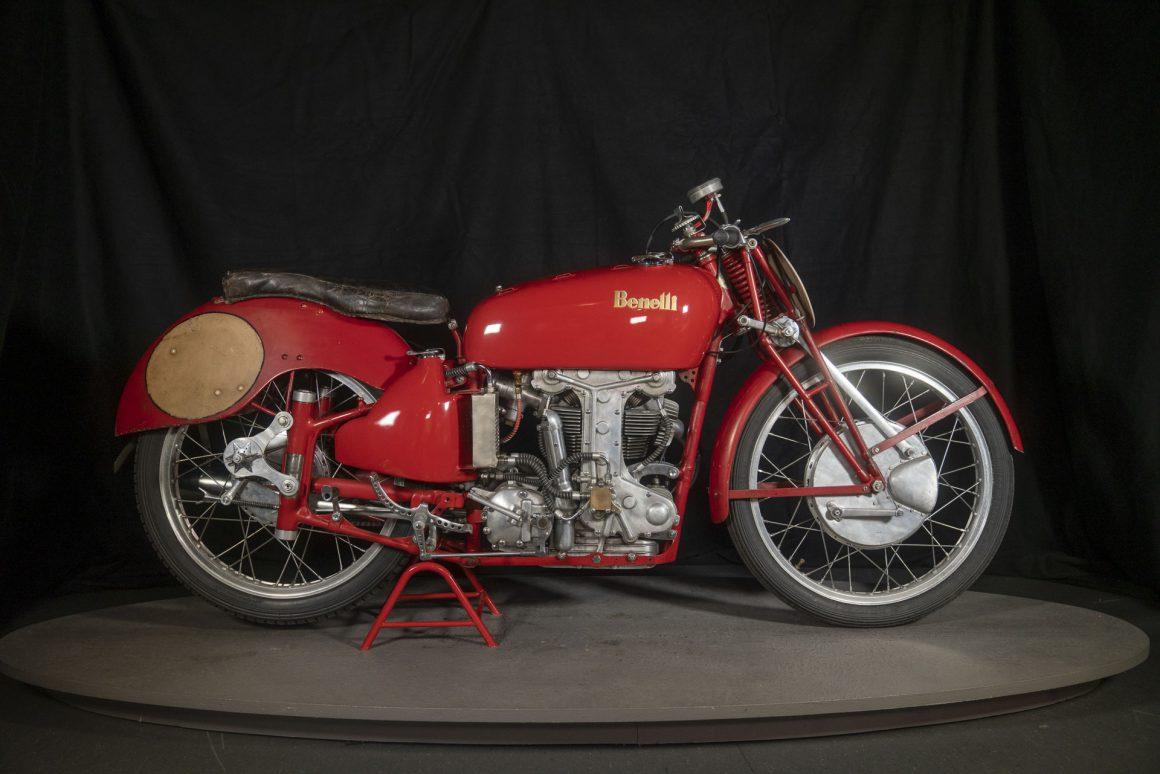 1950 Benelli 250 GP DOHC