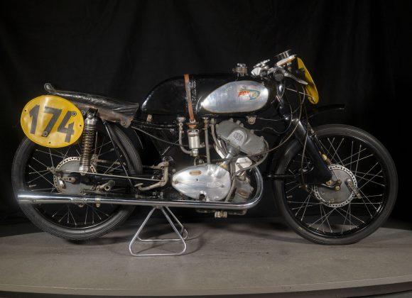1952 NSU R11 Rennfox