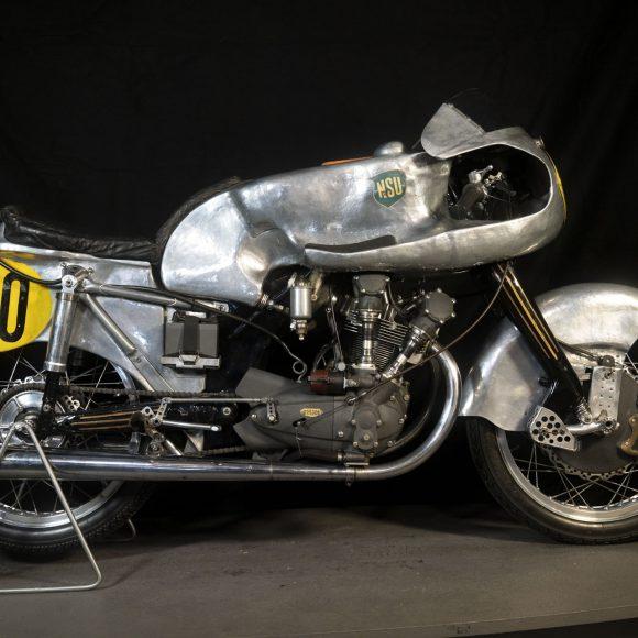 1953 NSU R22 Rennmax