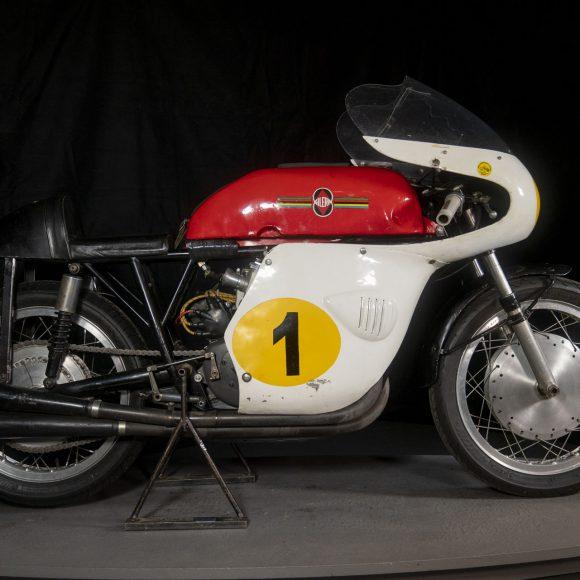 1957 Gilera 500 GP