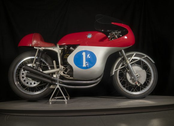 1958 MV Agusta 350 4C GP